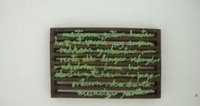 'Poetisches Objekt N°01'| 'Poetisches Objekt N°02'